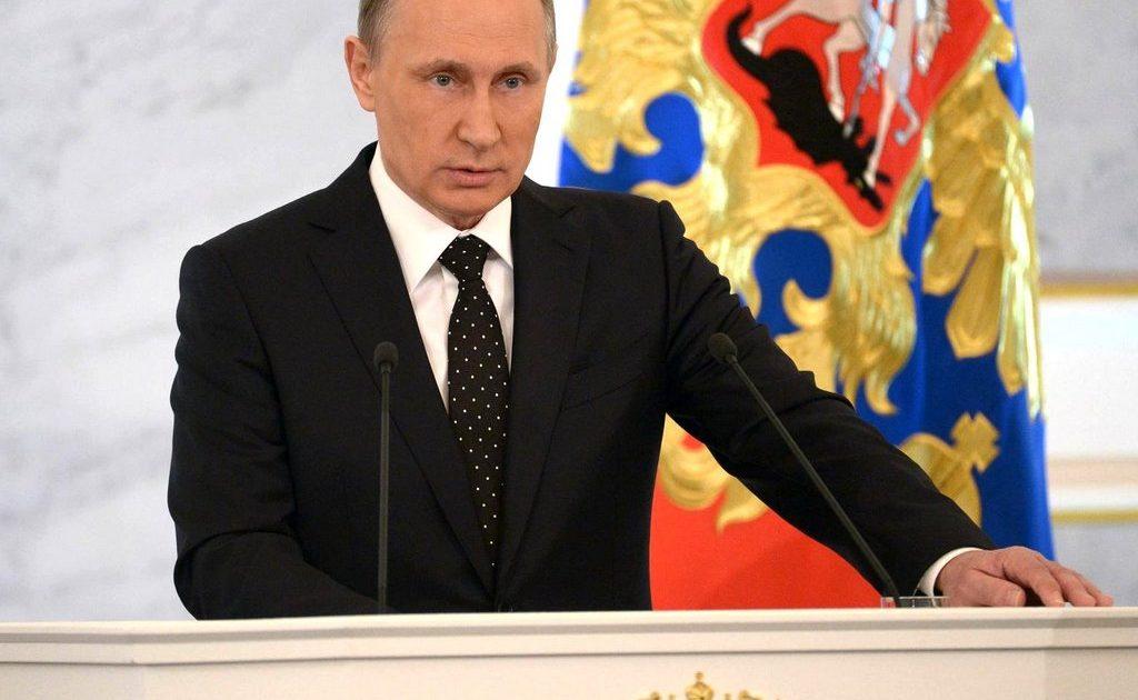 Новости дня: Путин: США вчистую проиграли нам гонку ...