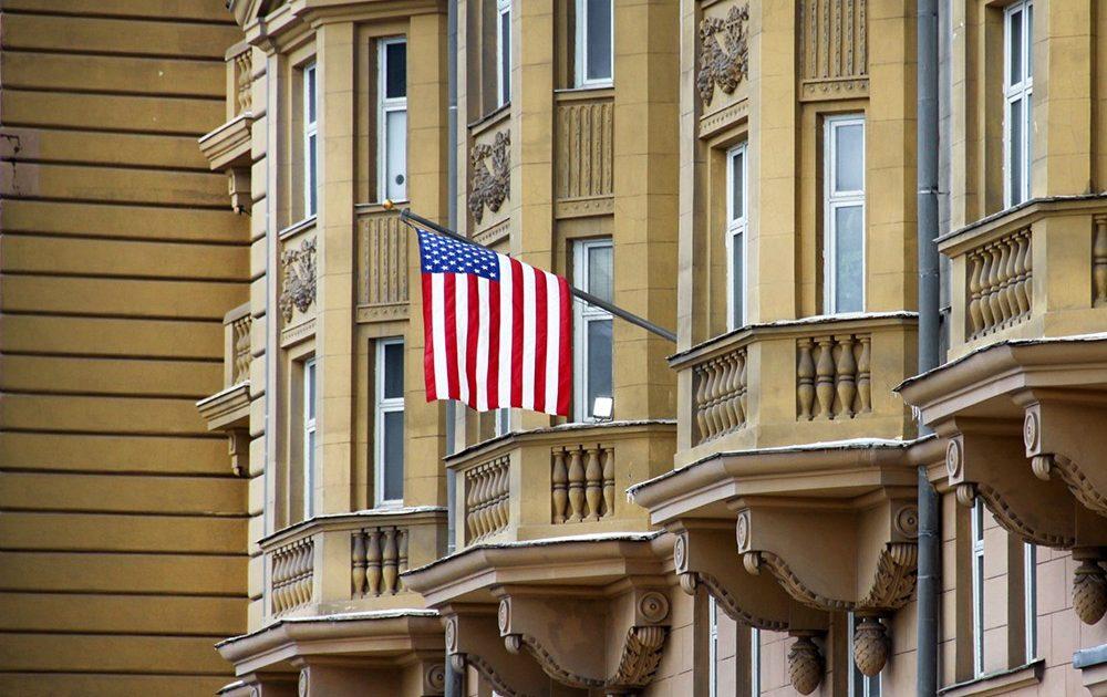 фасад посольства
