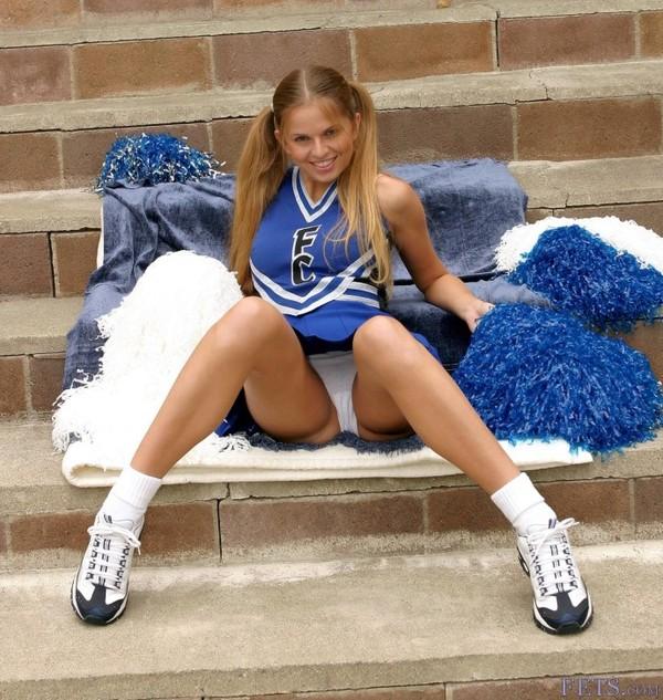cheerleader-nymphet